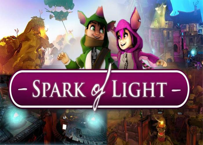 "VR game ""Spark of Light"" has raised the bar for mobile VR:"