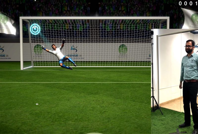 FIFA : Augmented Reality Football Game