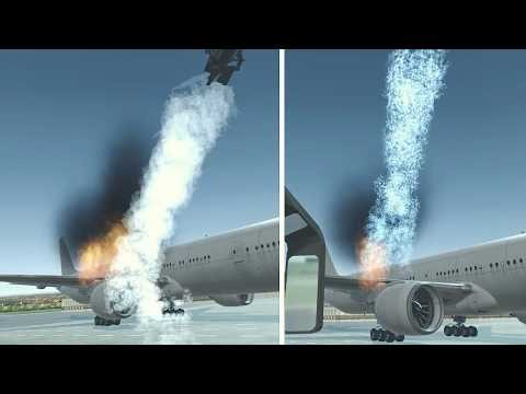 Aircraft Rescue Fire Fighting (ARFF)