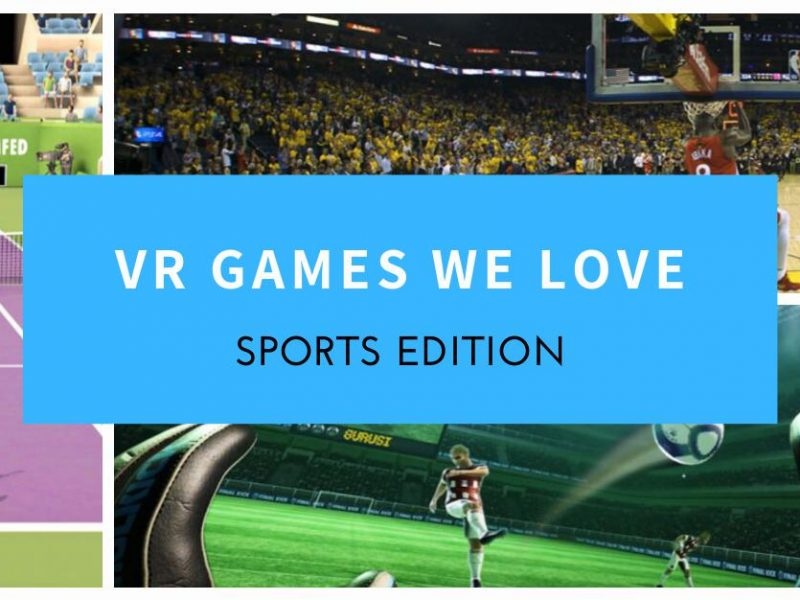 Virtual Reality Sports Experience