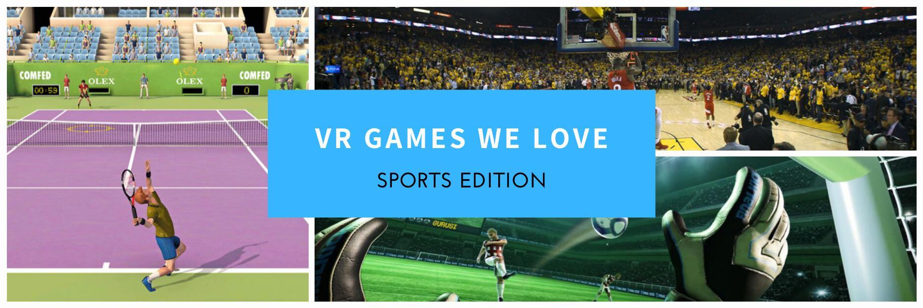 Virtual Reality Sports Experience